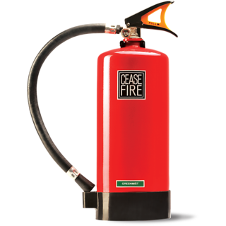 Ceasefire Greenmist Fire Extinguisher