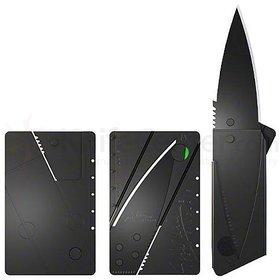 Adbeni Cardsharp Credit Card Folding Safety Knife