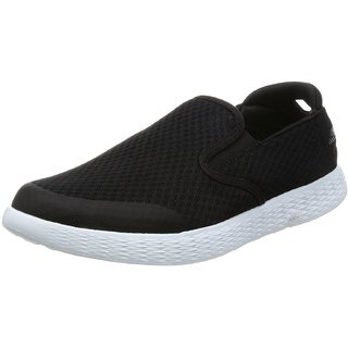 Skechers 53780 Men'S On The GO Glide - Response Sneaker, Black/White
