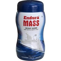 Endura Mass Weight Gainer 1Kg Vanilla