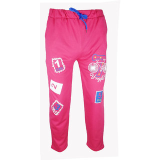track pants sports Pink