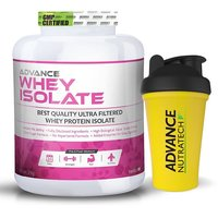 Advance Nutratech Whey Isolate Protein Powder 2kg (4.4