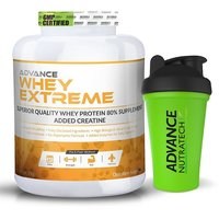 Advance Nutratech Whey Extreme Protein Powder 2kg(4.4LB