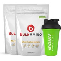 Advance Nutratech Bulkamino Whey Protein Isolate 2Kg 4.