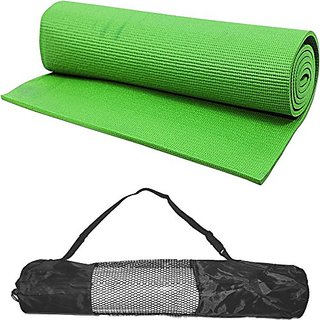 yoga mat 6mm with cover