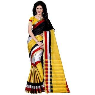 New Designer Saree  women cotton silk party wear saree