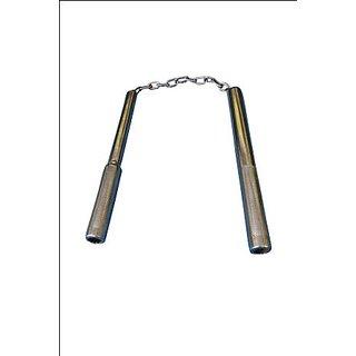 Steel Nunchaku