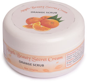 Angels Beauty Secret Orange Scrub