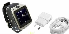 CUBA DZ09 Smart Watch  Mobile Charger for LENOVO phab plus