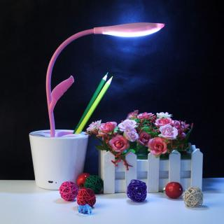 Trendy Pink Colour Designer Desk Lamp