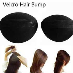 2 X Volume Bumpit Hair Bump Up Bumpits Princess Styling Tool Base Puff Maker Free