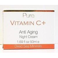Pure Vitamin C+ Anti Aging Night Cream 1.69 Fl. Oz.