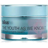 Bliss The Youth As We Know It Anti-Aging Night Cream, 1.7 Fl. Oz.