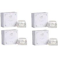 Vivo Per Lei Moisturizing Day Cream 50G E 1.7Fl.Oz The White Collection,Set Of 4