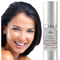 Best Anti Aging Triple Peptide Collagen Firming Serum With Hyaluronic Acid