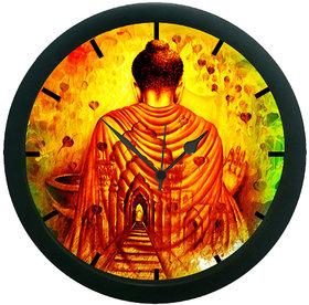 meSleep Saint Wall Clock (With Glass)