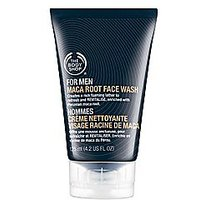 The Body Shop For Men Maca Root Face Wash, 4.2-Fluid Ounce