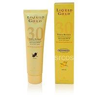 Anna Lotan Liquid Gold Tinted Moisturizing Day Cream Spf-30