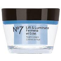 Boots No7 Lift & Luminate Night Cream 1.6 Fl Oz (50 Ml)