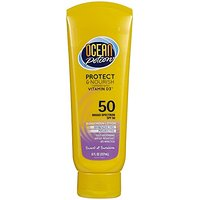 Ocean Potion Anti-Aging Sunblock Lotion SPF 50-8 Oz