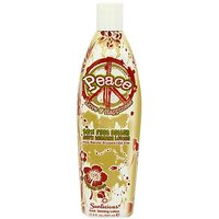 2010 Synergy Tan Peace Bronzer Natural Bronzer Tanning Lotion 12.5 Oz.