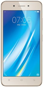 Vivo Y53 (2 GB, 16 GB, Crown Gold)