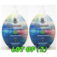 LOT Of 2 Australian Gold Forever After All Day Moisturizer - 22.0 Oz