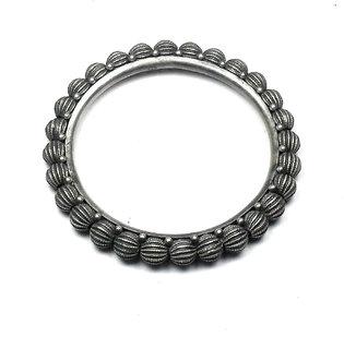 saransh pure silver metal jewellery bangals 1 piece