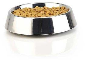 finbar Dog feeding bowl Steel - Medium