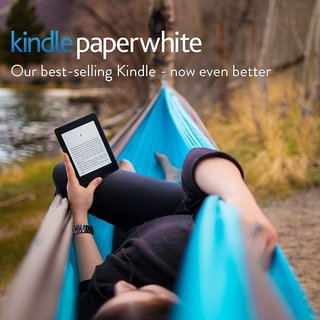 Kindle Paperwhite 3G, 6 High Resolution Display (300 ppi) with Built-in  Light, Free 3G + Wi-Fi - Black