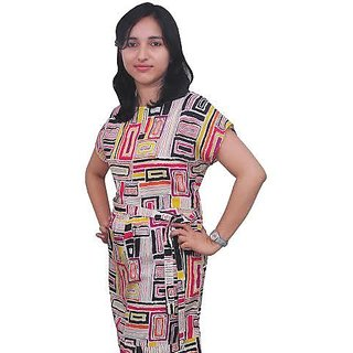 Short dress - Tunics - Trendy, Stylish, Colorful and printed - REVEZ