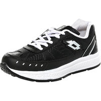 Birdy Air Space Men'S Black White Sports Shoes