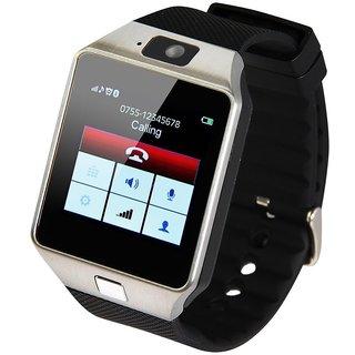 OnsKart Crystal Digital Black Bluetooth Smart Watch