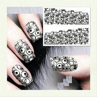 Buy Jewelz Geometric Patternz Nail Art Stickers Online Get 33 Off