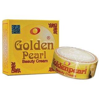 Golden pearl beauty cream