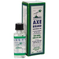 IMPORTED AXE BRAND MEDICATED OIL-5 ML