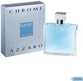 Azzaro Crome EDT Perfume (For Men) - 100 ml