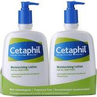 Cetaphil Moisturizing Lotion 20 Oz 2 Pack