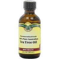 Spring Valley Pharmaceutical Grade Tea Tree Oil 2 Fl Oz