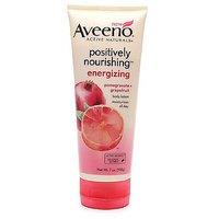 Aveeno Active Naturals Positively Nourishing Body Lotion Energizing