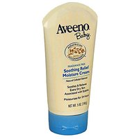 Aveeno Soothing Relief Moisture Cream 5 Oz (140 G) (Pack Of 2)