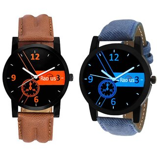 Radius Combo of 2 Men Watches