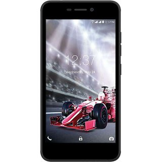 Intex Aqua Zenith (1 GB, 8 GB, Black)
