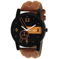 Jack Klein Quartz Analog Black Round Dial Men's Watch 1JKV101