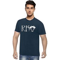Trendmakerz Printed Men's Round Neck Blue T-Shirt RANDY ORTON T-Shirt