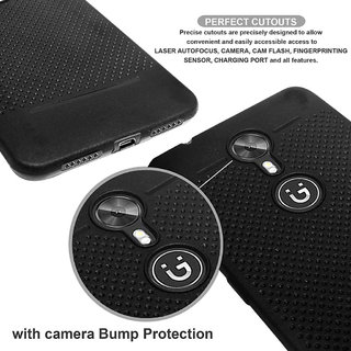 Gionee A1 Dotted Soft Back Cover