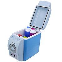 Best Deals - 7.5L Portable Mini Car Fridge Vehicle Electric Cooler Warmer Refrigerator
