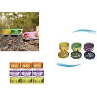 Set of 3 Gel based Air Perfume