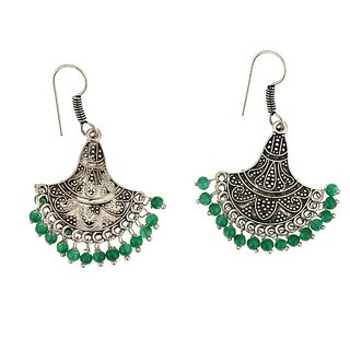 Arihantt Jewels Stylish Diva Antique Pearl Earing