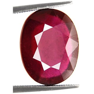 11.50 Ct Precious And Certified Burma Ruby Gemstone